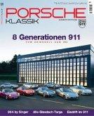 Porsche Klassik Sonderheft - Acht Generationen 911