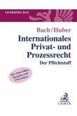 Internationales Privat- und Prozessrecht