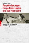 Ausplünderung: Bergedorfer Juden und das Finanzamt