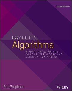 Essential Algorithms (eBook, PDF) - Stephens, Rod
