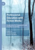 Professional Education with Fiction Media (eBook, PDF)