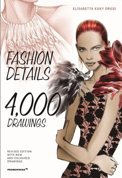 Fashion Details: 4000 Drawings - Drudi, Elisabetta Kuky