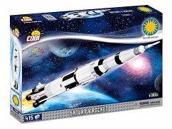 COBI 21080 - Smithsonian, Saturn V Rocket, Rakete, Konstruktionsbaustz, 415 Teile