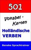 Vokabel-Karten Holländische Verben (eBook, ePUB)