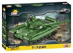 COBI Small Army 2615 - T72 M1, Panzer, Konstruktionsbausatz, 550 Teile