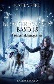 Kuss der Wölfin - Band 1-5 (Spezial eBook Pack über alle Teile. Insgesamt über 1300 Seiten) (eBook, ePUB)