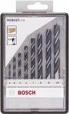 Bosch RobustLine Holzbohrer Set 3-10mm 8 tlg.