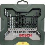 Bosch Mini-X-Line 15-tlg. Mixed-Set