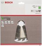 Bosch Kreissägeblatt OP WO H 190x30-24