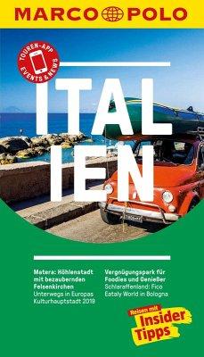 MARCO POLO Reiseführer Italien (eBook, PDF) - Dürr, Bettina