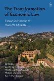 The Transformation of Economic Law (eBook, ePUB)