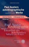 Paul Austers autobiographische Werke (eBook, PDF)
