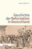 Geschichte der Reformation in Deutschland (Mängelexemplar)