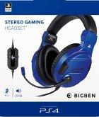 PS4 Stereo-Headset V3 (blau)