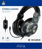 PS4 Stereo Gaming Headset V3 (camo grün)
