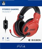 PS4 Stereo-Headset V3 (rot)