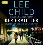 Der Ermittler / Jack Reacher Bd.21 (2 MP3-CDs)