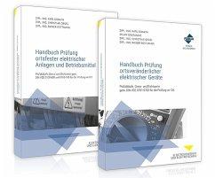 Handbuch Prüfung ortsfester elektrischer Anlagen und Betriebsmittel / Handbuch Prüfung ortsveränderlicher elektrischer Geräte - Forum Verlag Herkert GmbH