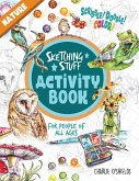 Sketching Stuff Activity Book - Nature