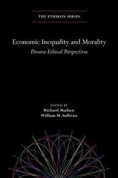 Economic Inequality and Morality (eBook, ePUB)