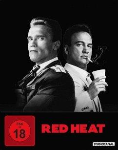 Red Heat Exklusives Steelbook - Schwarzenegger,Arnold/Belushi,James