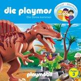 Die Playmos - Das Original Playmobil Hörspiel, Folge 3: Die Dinos kommen (MP3-Download)