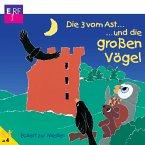 Die 3 vom Ast und die großen Vögel (11) (MP3-Download)
