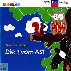 Die 3 vom Ast (1) (MP3-Download) - zur Nieden, Eckart