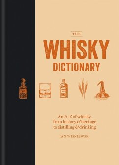 The Whisky Dictionary (eBook, ePUB) - Wisniewski, Ian