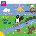 Die 3 vom Ast und die Zeit (4) (MP3-Download)