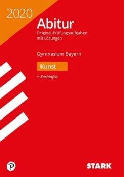Abitur 2020 - Bayern - Kunst