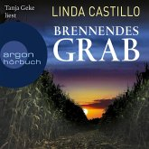 Brennendes Grab (Gekürzte Lesung) (MP3-Download)