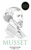 Alfred de Musset : vie et oeuvre (auteur notamment de La Confession d'un enfant du siècle, Les Caprices de Marianne, On ne badine pas avec l'amour ou encore Lorenzaccio)