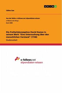 Die Freiheitskonzeption David Humes in seinem Werk