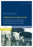 Lobbyismus als Lebenszweck? (eBook, PDF)