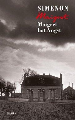 Maigret hat Angst (eBook, ePUB) - Simenon, Georges