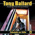 Tony Ballard, Folge 4: Fahrstuhl zur Hölle (MP3-Download)