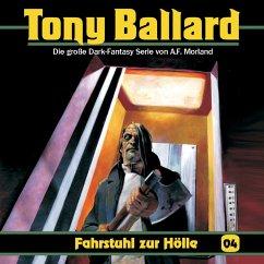 Tony Ballard, Folge 4: Fahrstuhl zur Hölle (MP3-Download) - Daber, Christian; Morland, A. F.; Birker, Thomas