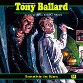 Tony Ballard, Folge 31: Brutstätte des Bösen (MP3-Download)