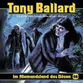 Tony Ballard, Folge 8: Im Niemandsland des Bösen (MP3-Download)