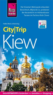 Reise Know-How CityTrip Kiew (eBook, ePUB) - Johenning, Heike Maria