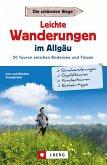 Leichte Wanderungen im Allgäu (eBook, ePUB)