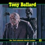 Tony Ballard, Folge 23: Der Tod schleicht durch London (MP3-Download)