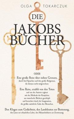 Die Jakobsbücher (eBook, ePUB) - Tokarczuk, Olga