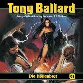 Tony Ballard, Folge 1: Die Höllenbrut (MP3-Download)