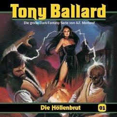 Tony Ballard, Folge 1: Die Höllenbrut (MP3-Download) - Daber, Christian; Morland, A. F.; Birker, Thomas