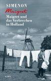 Maigret und das Verbrechen in Holland / Kommissar Maigret Bd.8 (eBook, ePUB)