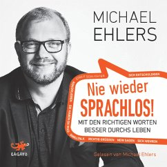 Nie wieder sprachlos! (MP3-Download) - Ehlers, Michael