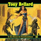 Tony Ballard, Folge 24: In den Klauen der Knochenmänner (MP3-Download)