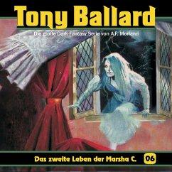 Tony Ballard, Folge 6: Das zweite Leben der Marsha C. (MP3-Download) - Streb, Alex; Morland, A. F.; Birker, Thomas